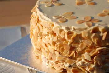 carrot cake partial